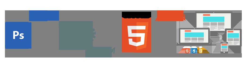 PSD To HTML Software Development