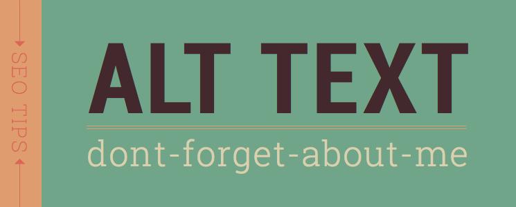 SEO Tips - ALT Attributes