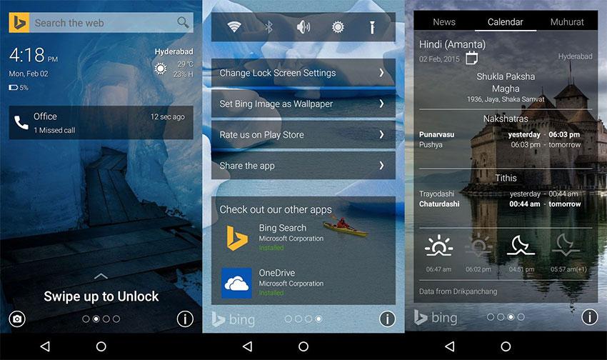 Microsoft Mobile App