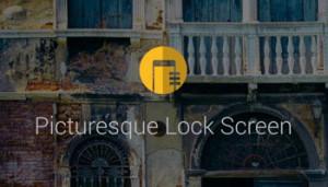 Picturesque Lock Screen