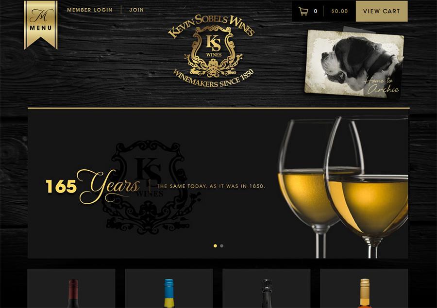 Kevin Sobels Wines
