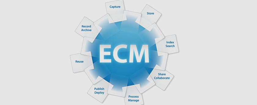 Vendors for ECM