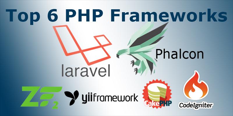 Top 6 PHP Platforms