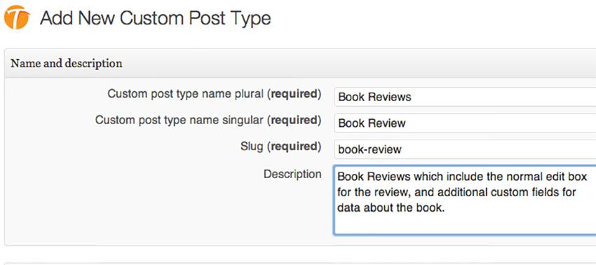Add Custom Post Type with WordPress