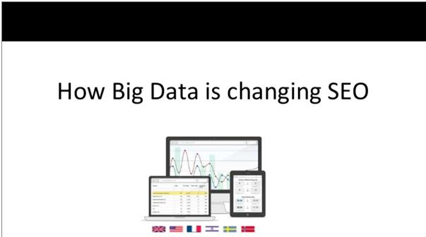 Big Data for SEO
