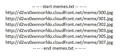 Uploading Memes to Google Cloud Storage