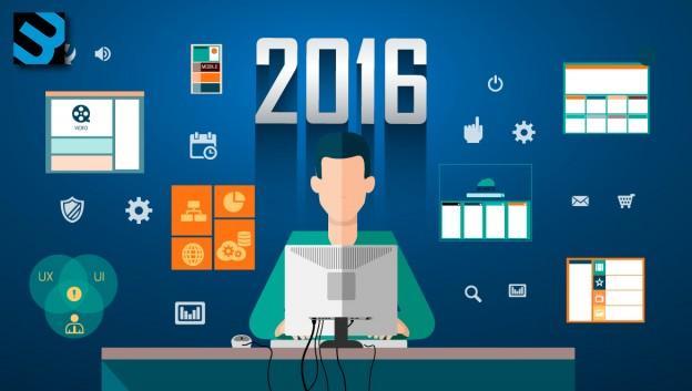 Web Designing Updates 2016