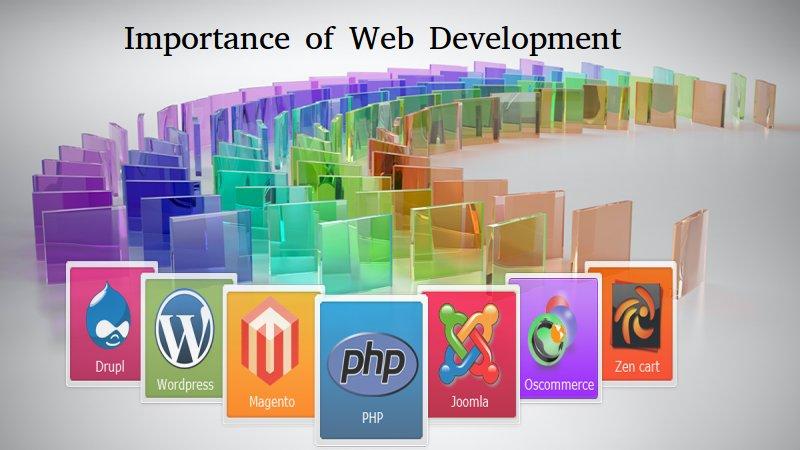 Importance of Web Development