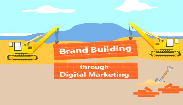 Digital Marketing for Branding