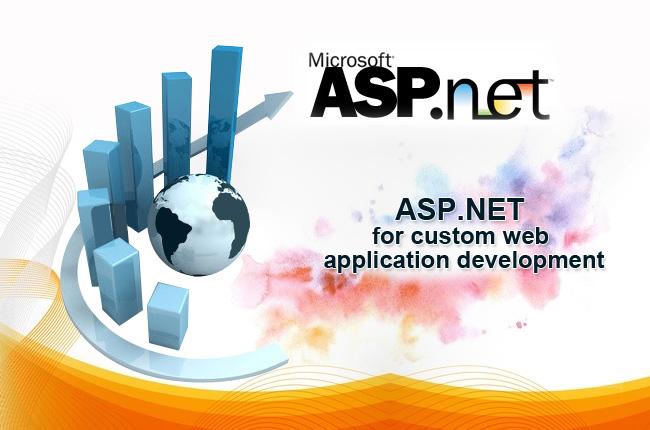 ASP.net for Web Application Development
