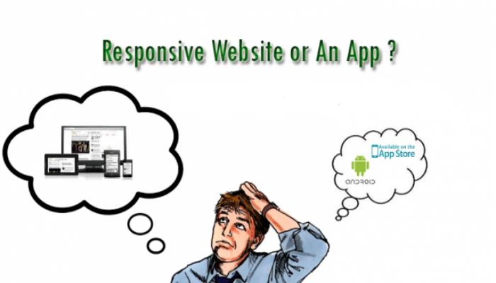 Responsive Website vs Mobile App