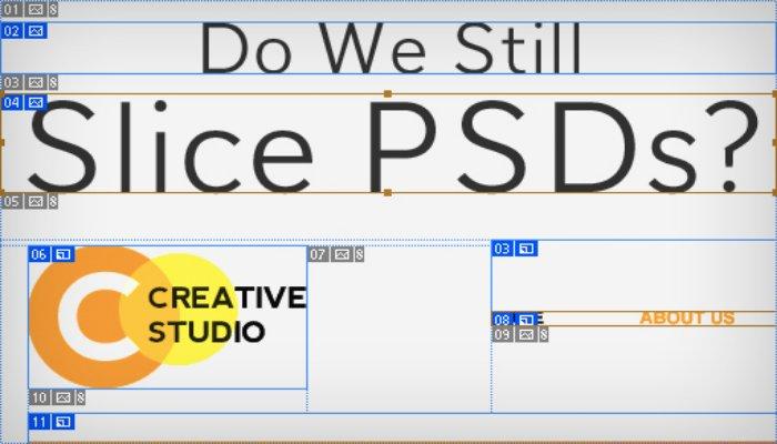 PSD Slice