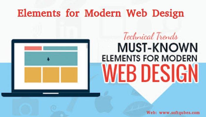 Elements for Web Design