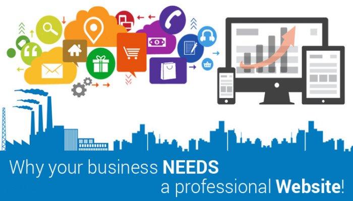 Requirement of Web Development Company
