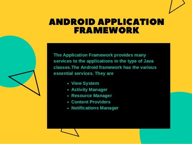 Best Android Application Development Framework