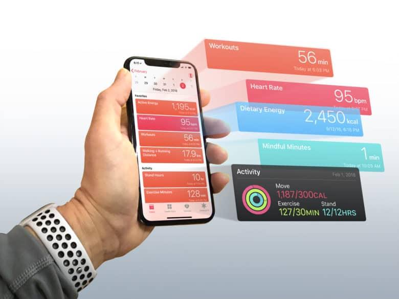 Interesting ideas for health & fitness app development