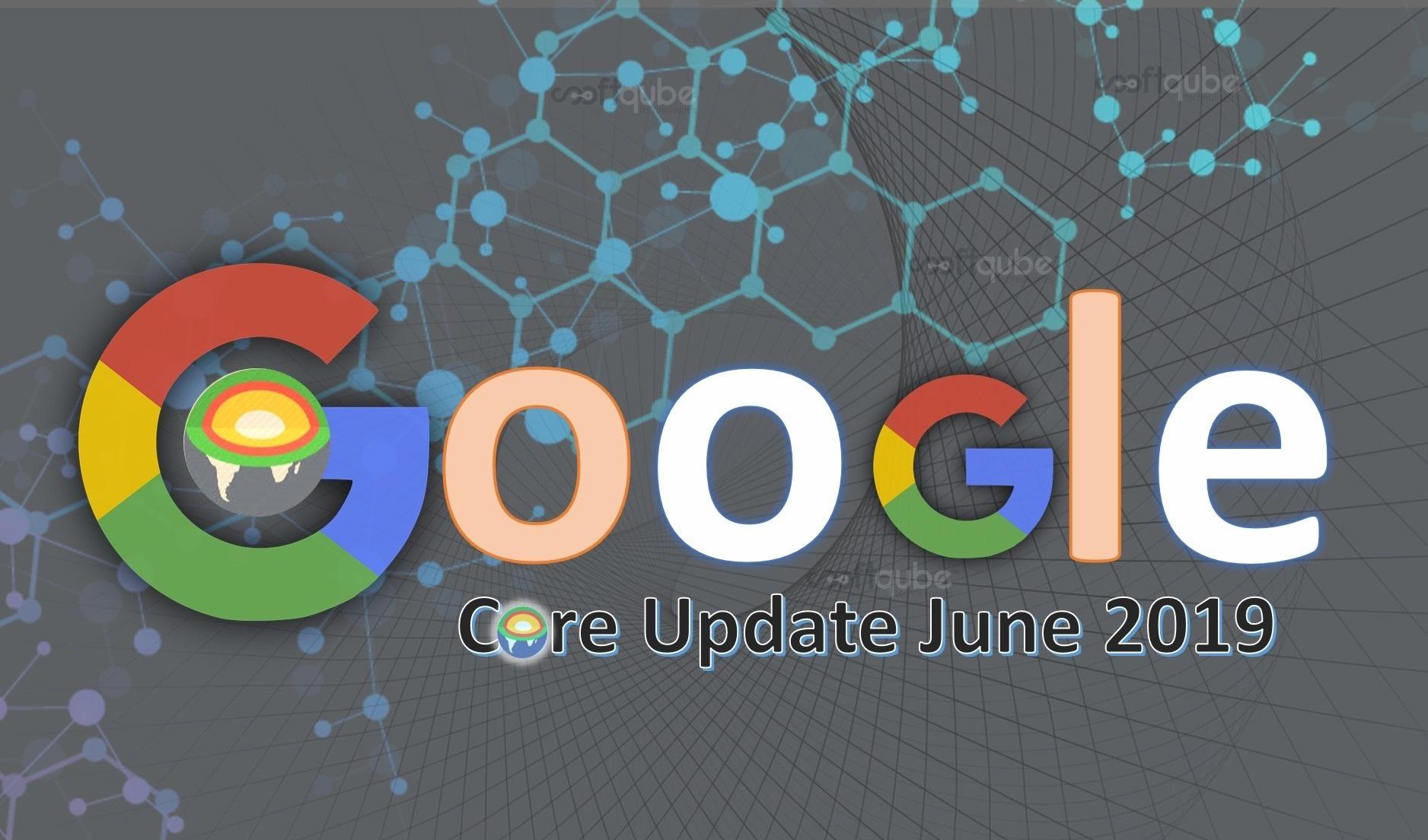 Google core update June 2019