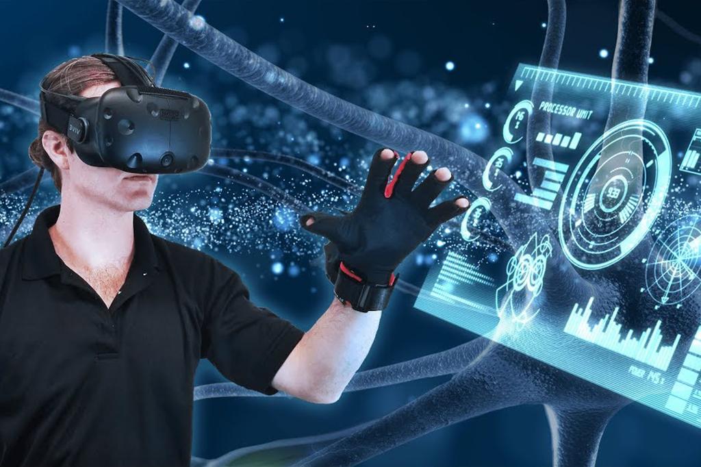 VR Game Engine